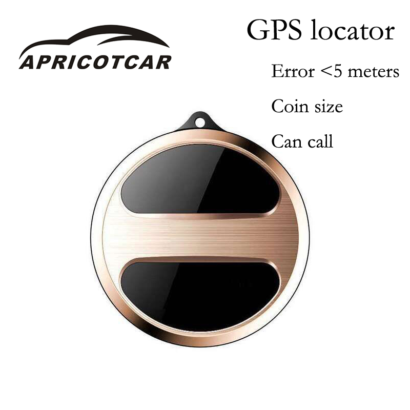 GPS Locator Tracker Children Pet Old Man Lost Luggage Anti-lost Anti-theft Two-way Call Micro Intelligent Tracker Waterproof New