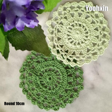 HOT Lace Round cotton table place mat dining pad Cloth crochet placemat cup mug tablecloth tea coaster handmade doily kitchen hot lace round cotton table place mat dining pad cloth crochet placemat cup mug tablecloth tea coaster handmade doily kitchen