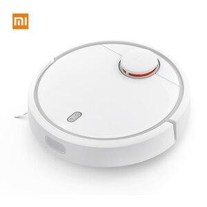 Image 2 - Xiaomi mi ロボット掃除機グローバル EU バージョン自動掃除ダストスマート計画無線 Lan App リモコン