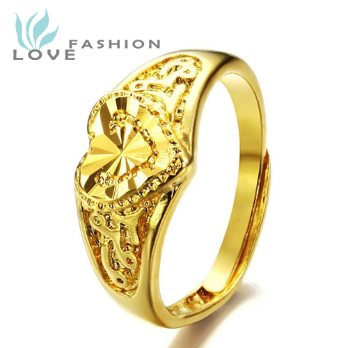 Wholesale 2015 New Hot Sales Fashion Jewelry India Gold Ring Women S