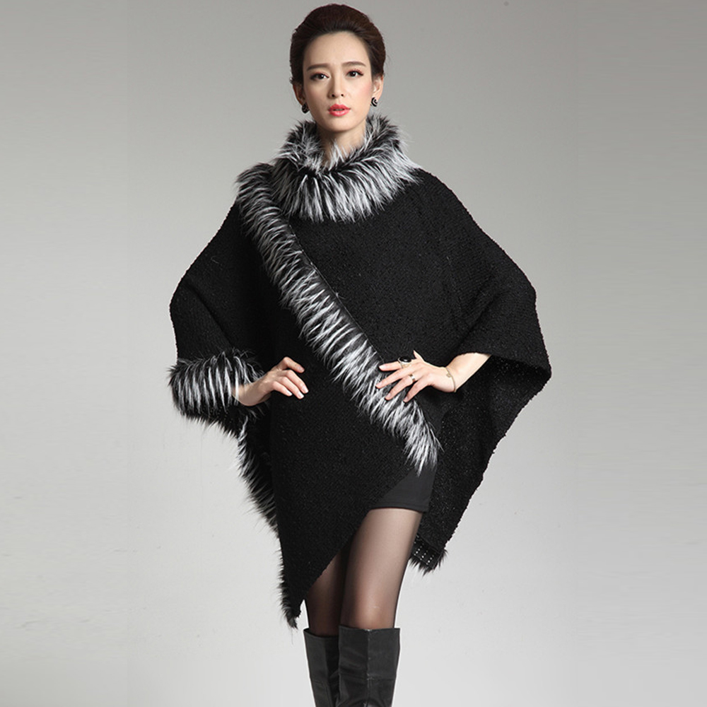 Compare Prices on Winter Poncho Coat Plus Size- Online Shopping ...