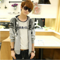 T aliexpress spring autumn new korean version 2016 Thin section casual youth men slim hooded Sweatshirts china cheap wholesale
