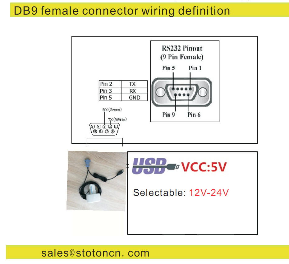 12 V Rs232 Db9 Rs 232 Glonass Gps Antena 4800 Baudios Apoyo 1 10hz Nmea 0183 To Wiring Diagram Libre De Alta Calidad 51 Chip Mdulo Uart Salida Nmea0183 Protocolo Puede Establecer
