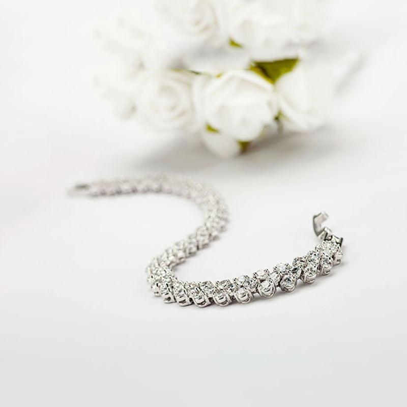 Купить с кэшбэком bracelet crystal Korean pop bracelets billie eilish riverdale bracelet women lightning offers boyfriend ofertas relampago 2020
