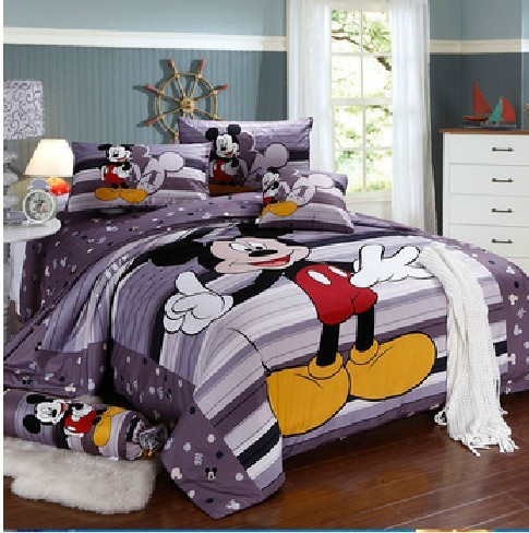 Discount Mickey Mouse Bedding Sets Queen Popular Mickey