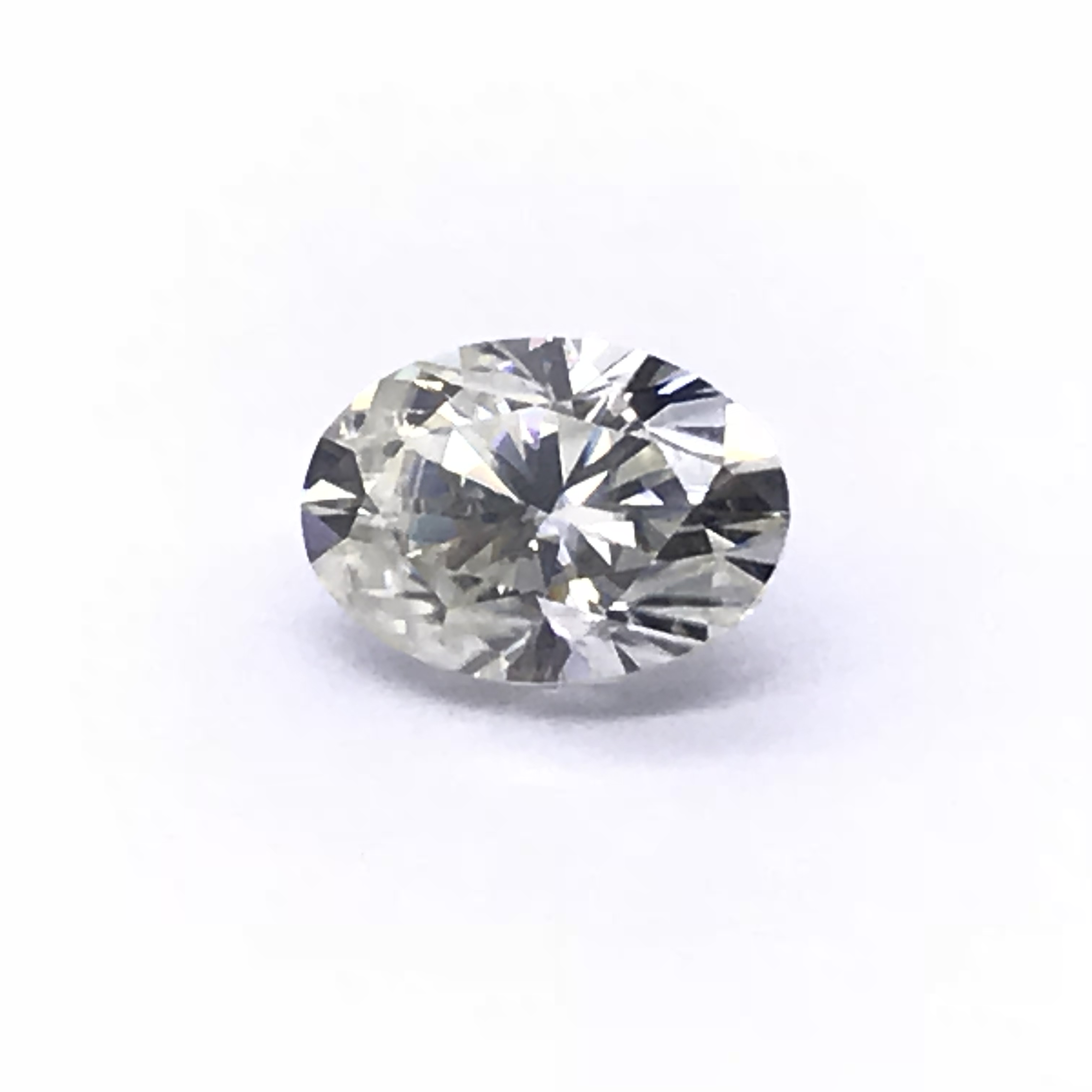 Loose Moissanite 2.5 carat oval cut GH Color VVS1 Excellent Cut for Engagement Ring Bead for Jewelry Making high quality