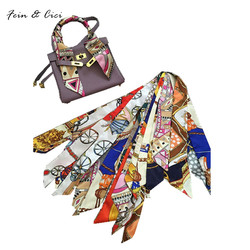 30 silk twill scarves for bag handle printed scarves small ribbon for handbag handle bag parts.jpg 250x250