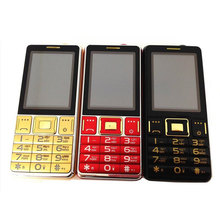 "Super Loud Sound  Dual SIM GSM Senior Mobile Phone 5505  3.0"" Touch Screen Large Font Old Man People Phone H-mobile 5505"