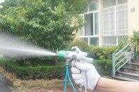 SAT1189 free shipping automatic spray glue machine plastic chrome spray on chrome paint chrome water gun