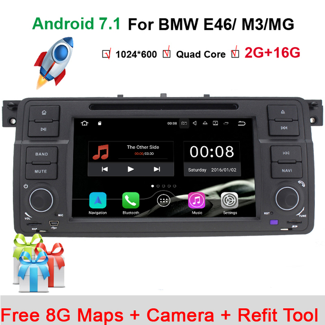 OBDII 7 Android 7 1 Car DVD GPS for Mazda 3 MP3 Player Bluetooth WIFI 1024x600