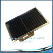 "Nueva Pantalla LCD de Matriz De 7 ""digma Plane s7.0 3g ps7005mg TABLET LCD interna 1024×600 Reemplazo de cristal Del Panel Envío Gratis"
