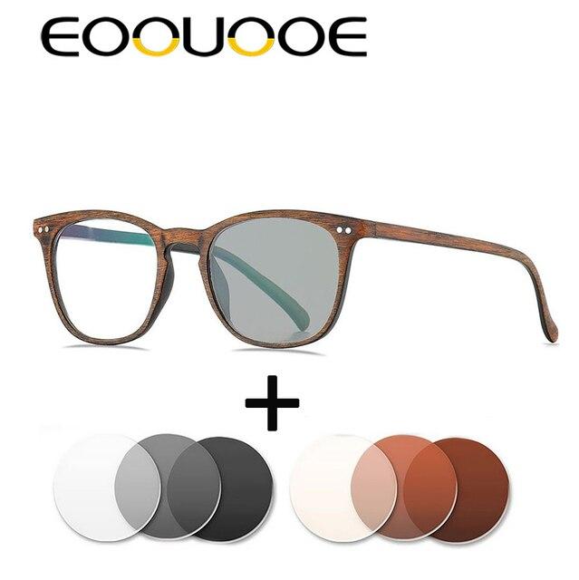 3537383d3aa6 Transition Sunglasses Photochromic Reading Glasses Men Women Presbyopia  Eyewear With diopters glasses Oculos de Grau