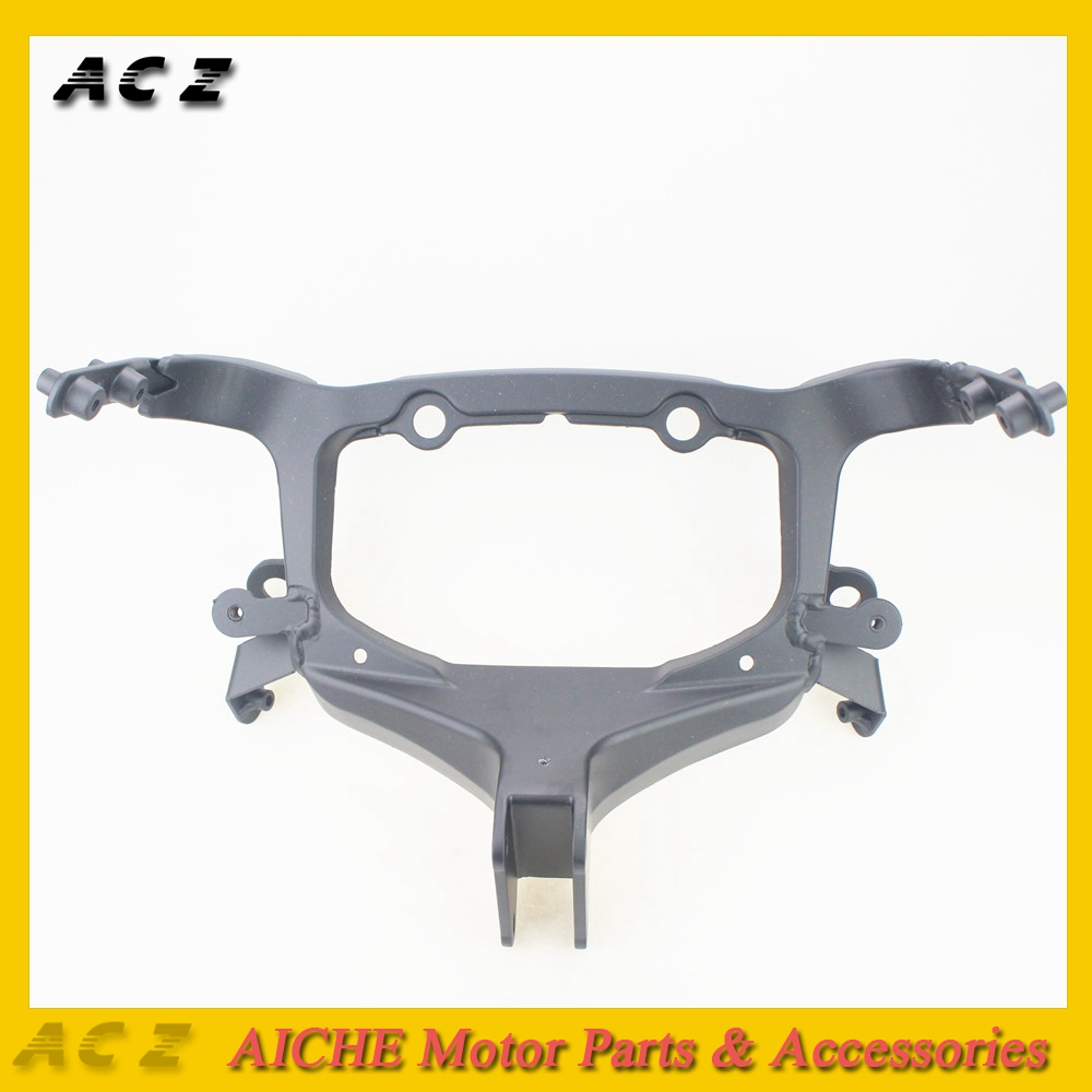 ACZ Motorcycle Front Headlight Front Upper Fairing Bracket For Suzuki Hayabusa GSXR1300 2008 2009 2010 2011 2012 2013 2014