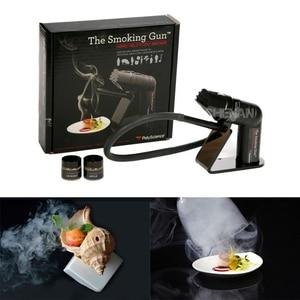 Image 1 - Smoking Gun Handheld Food Smoker French Molecular  Tool Molecule Cocktail Special Tools Smoke   Device Bar Set