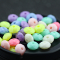 New Arrival Approx 8mm 200pcs/lot Mixed Color Acrylic Round Beads for DIY Jewelry  Bracelet & Bangle