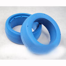 4pcs rc car toy parts 5B common blue liner series tire upgrade all tires for  Rovan Baja 95005 Rovansports