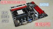 890 GX AM3 материнских плат использовать оригинальный для BIOSTAR TA890GXB HD ddr3 AM3 16 ГБ