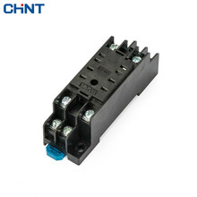 CHINT Socket For Mini Electromagnetic Relay CZY08A CZY14A CZY11A CZF11A-E