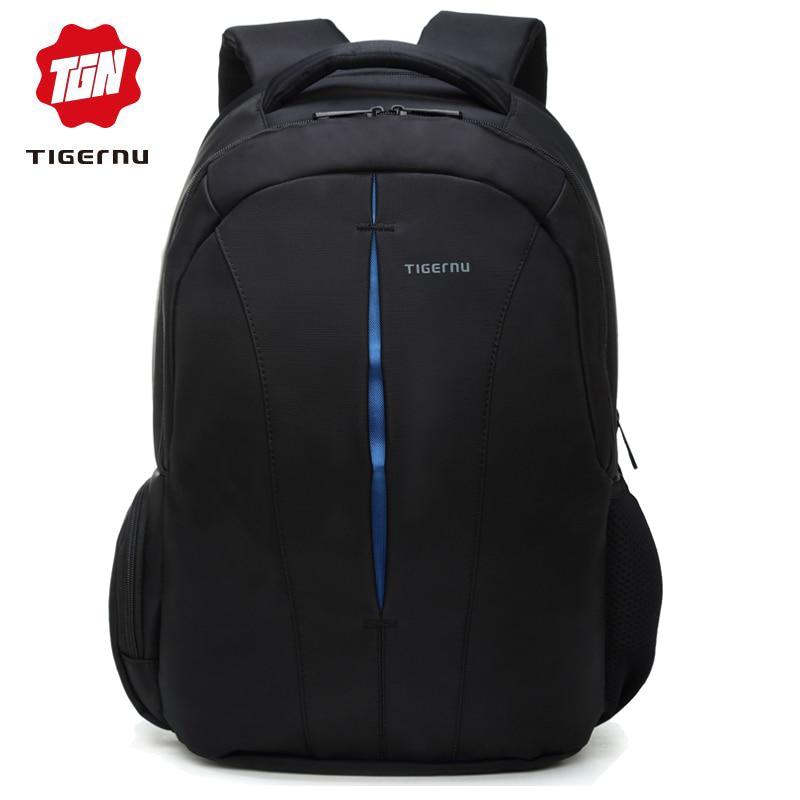 Tigernu Backpack Student College Waterproof Nylon Backpack Men Women Material Escolar Mochila Quality Brand Laptop Bag Backpack