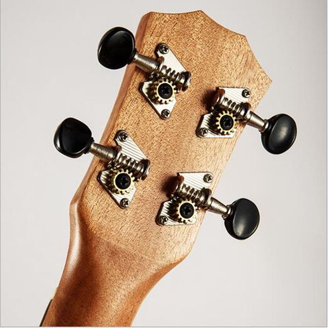 Mini African Mahogany Acoustic Ukuleles