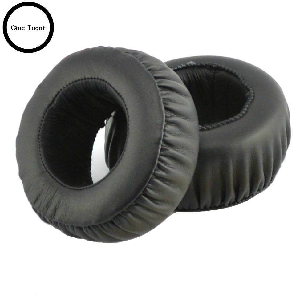 Almofada de Orelha da Orelha Copos de Peças de Reparo para Sony Fone de Ouvido Fones de Ouvido Substituição Cobrir Ouvido Earpads xb 700 Pad Ear Mdr-xb700 Xb700