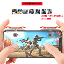Mobile Game Controller  Pubg Gamepad L1R1 Shooter Control Joystick Gamer For iPhone Xiaomi Smart Phone