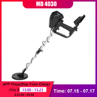 Pinpoint Metal Detector Sale MD 4030 Professtional Underground Metal Detector Pinpointer Gold Detectors Jewelry Treasure Hunter