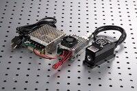 473nm 50 МВт фокусировки синий фиолетовый лазерный Dot Модуль Диод жира луч TTL/аналоговый 0 30 кГц с TEC охлаждения для УФ 3D печати