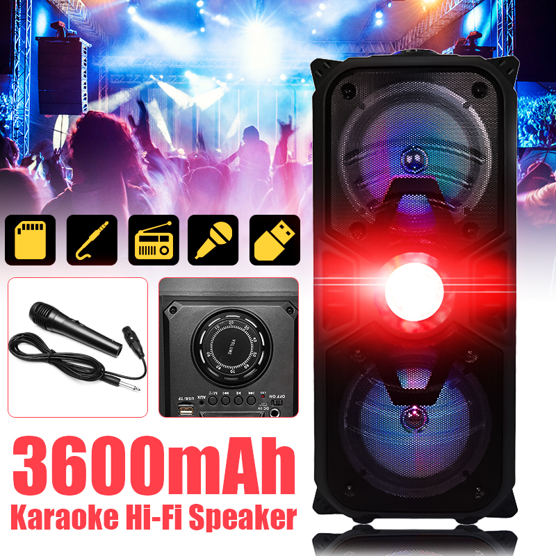 Portable Wireless Bluetooth Speaker Loudspeaker Sound Music Outdoor Bluetooth VersionV2.1 Speaker With Microphone Remote Control jy 3 outdoor wireless bluetooth speaker loudspeaker music speaker