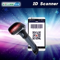 Free Shipping!NTEUMM M5 2D Wired Handheld USB Scanner QR Code Barcode Reader Computer Screen Android Barcode Scanner For MAC OS