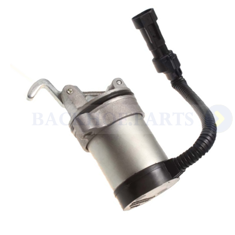 Fuel Shut Off Solenoid 6686715 6668950 for Bobcat A220 A300 S250 T200(China)