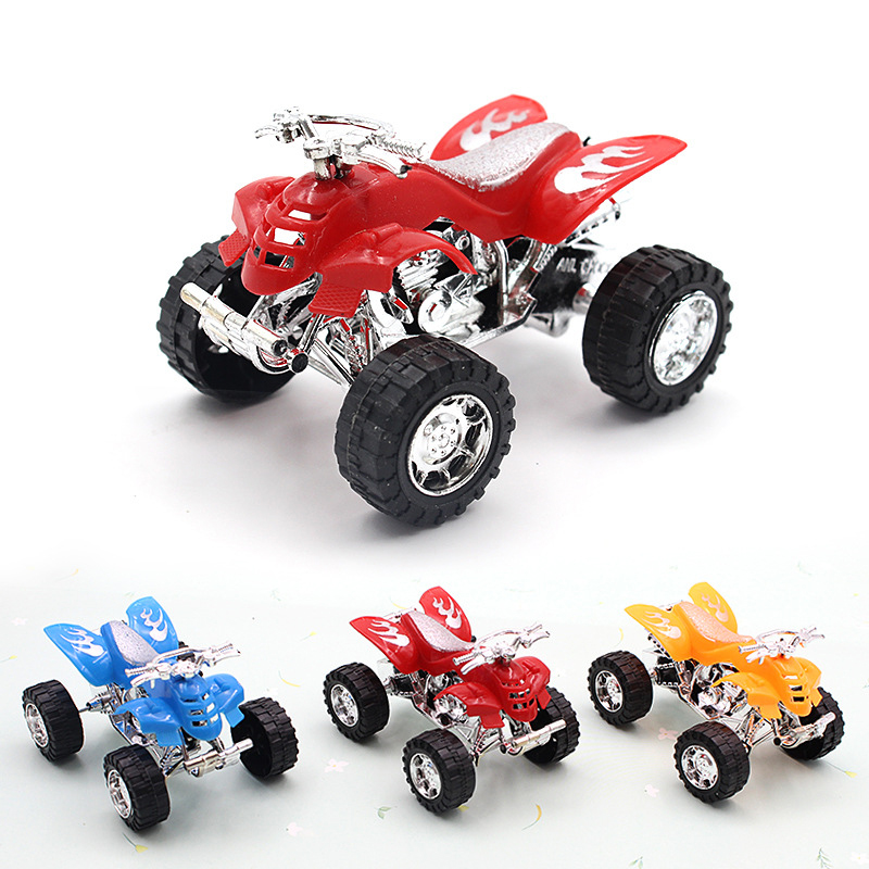 Baby Toys Cute Plastic Pull Back Motorcycle Cars Toy Cars For Child Wheels Mini Car Model Funny Kids Toys For Boys