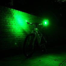 Bicycle Handlebar Light USB Rechargeable Cycling Bicycle MTB Handlebar Grip Bar End With LED Light Warning Bike Lamp 2017 bike handlebar grips light bike led wheel spoke bicycle lights cycling lamp of grip the deputy horns warning lights