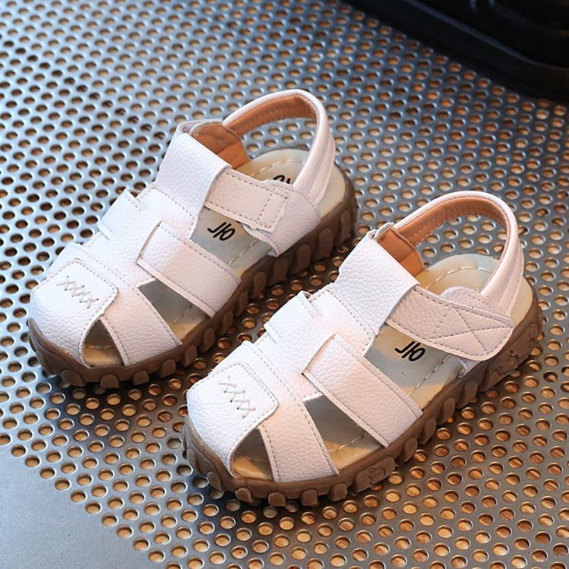 Summer Shoes Kids Boys Girls Fashion Sneaker Children Casual Shoes Hook & Loop Daily shoes Great gift to kids 2018