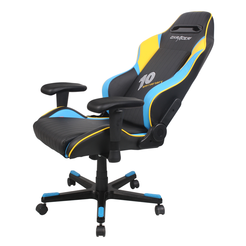 Dxracer Df53 Renault Seat Computer Chair Fashion Esports Office Gaming Pu Heigh Quality Level Free Shiping In Chairs From