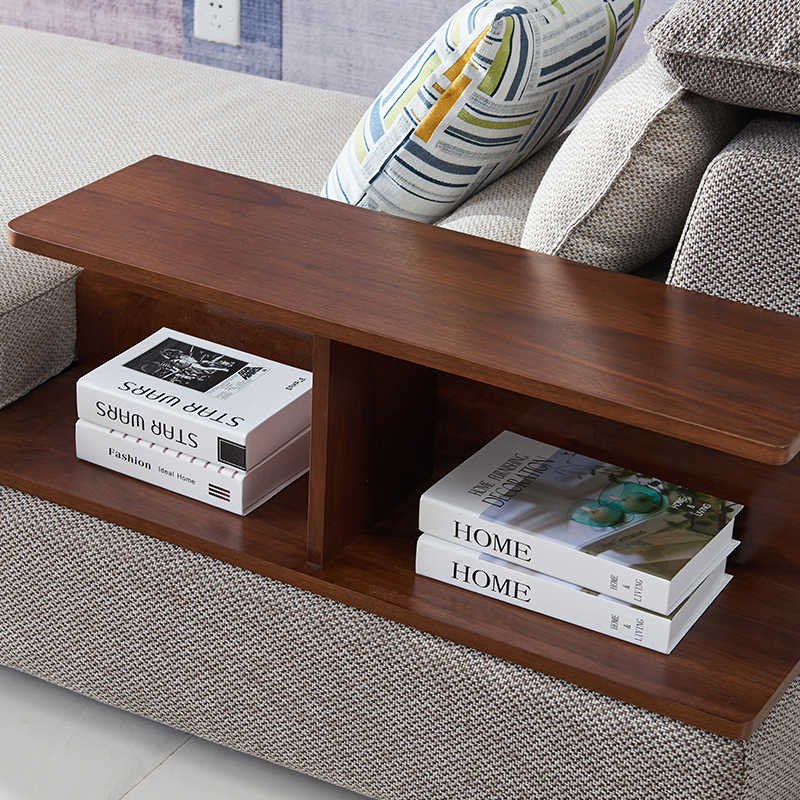 8812 Ткань диваном гостиной мебель диван угловой диван наборы мебели для дома секционная современные l-образный с хранения