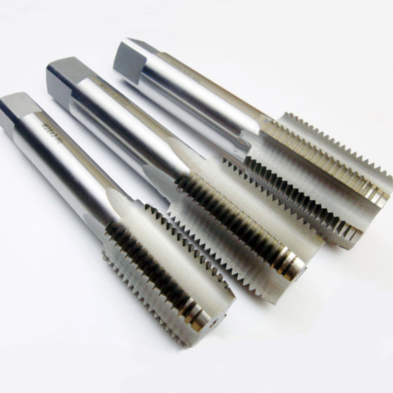 1Piece HSS M42 Machine Hand Tap Tapping Screw Thread Metric Plug Hand Drill Plus Size 6 in 1 adjustable tap wrench tapping screw thread metric plugs tap set m3 m4 m5 m6 m8 straight flute hand screw thread