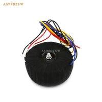 500VA Black cloth toroidal transformer 500W High power transformer for NAP200 amplifier dedicated 2x28 0 28