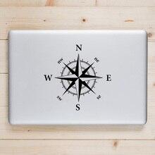 Vintage Compass Vinyl Laptop Sticker Decal for font b Apple b font font b Macbook b