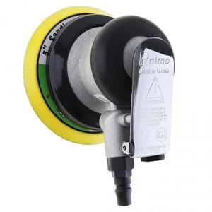 Image 5 - 5 Polegada impulso matte superfície circular pneumática lixa aleatória orbital lixadeira de ar polido máquina moagem mão ferramentas elétricas