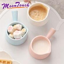 60 мл японский кувшины для молока с ручкой Sharp Eagle Mouth Frothing Pot контейнер для кофе ФАРФОР матовое стекло поверхность соусница