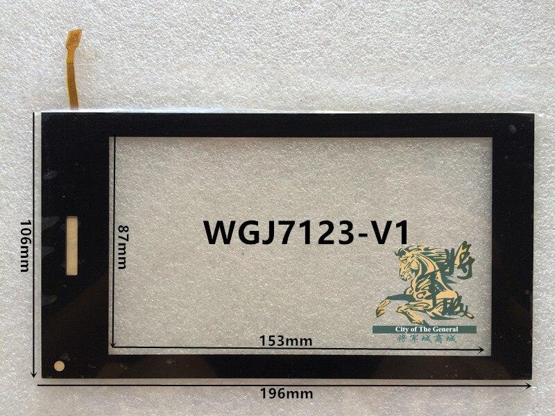 GENCTY For 7 inch WGJ7123-V1 W-B