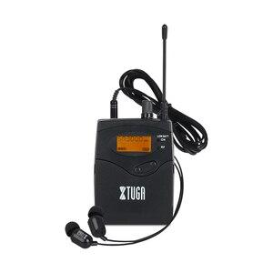 Image 4 - Xtuga IEM1200でシステム2チャンネル2ボディパックモニタリングイヤホンワイヤレスタイプ使用ステージ