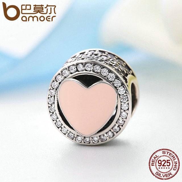 Sterling Silver Wonderful Love Charm