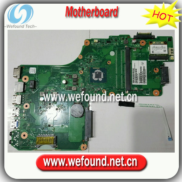 все цены на  100% Working Laptop Motherboard for toshiba C55 V000325170 Series Mainboard,System Board  онлайн