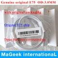 100% original genuine 1 m e75/c48 chip od 3.0mm cabo de dados usb para 5 5S 6 6 s 7 7 Plus 100 pcs com caixa de varejo DHL frete grátis