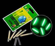 25pcs/lot Fishing Float Fluorescent Lightstick Light Night Float Rod Lights Dark Glow Stick for Fishing/Party GYH