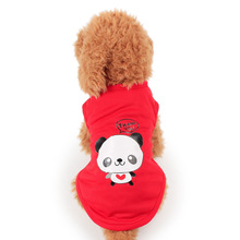 Cute Dog Cartoon T-Shirt Clothes