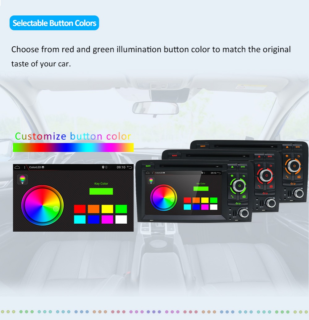 Stereo Android Car 2003-2011 7