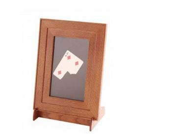 Japan Card Into The Frame - Magic Tricks,Mentalism,Stage Magic Props,Comedy,Card,Close-Up Magia Accessories,Gadget Joke Magie vanishing radio stereo magic tricks professional magician stage gimmick props accessories comedy illusions